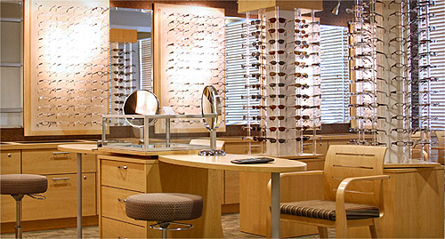 The EyeBar at EyeCare Professionals